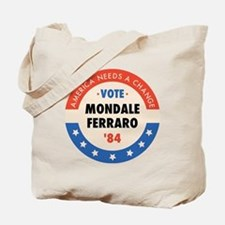 VOTEMONDALE_4000px Tote Bag