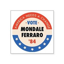 "VOTEMONDALE_4000px Square Sticker 3"" x 3"""
