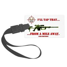 ILL_TAP_THAT_temp_boxerbrief Luggage Tag