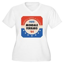 mondalebleed2_400 T-Shirt