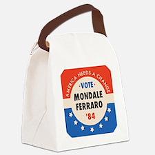 mondalebleed2_4000px Canvas Lunch Bag