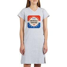 mondalebleed2_4000px Women's Nightshirt