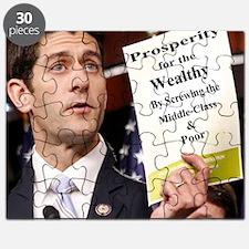 Paul Ryan Screw Working Class Budget copy Puzzle