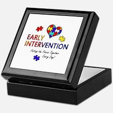 earlyintervention-button Keepsake Box