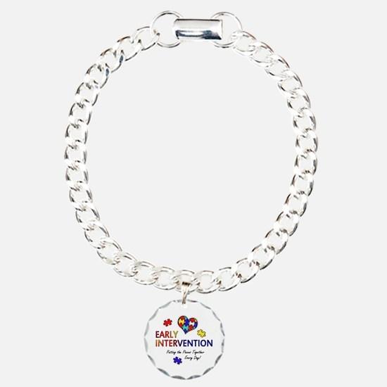 earlyintervention-button Bracelet
