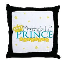 mprince Throw Pillow