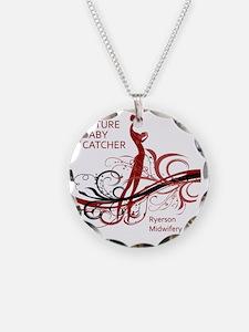 ryerson midwifery reds Necklace