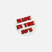 Made in the 80s Mini Button