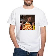 Last Supper White T-Shirt