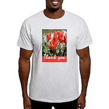 Fire Tulips T-Shirt