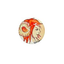 aries Mini Button