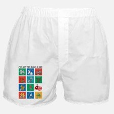 The Music Class Collections Boxer Shorts