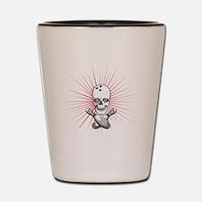 bowl69dark Shot Glass