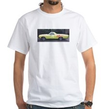 Gaffigan Mobile White T-Shirt
