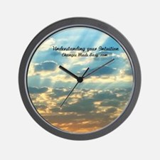 understanding your intuition Wall Clock