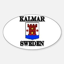 The Kalmar Store Oval Decal