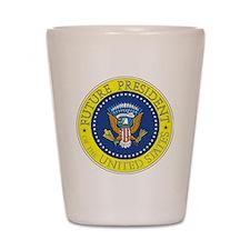 Future-President-6X6 Shot Glass