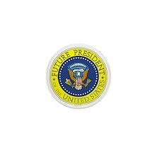 Future-President-6X6 Mini Button