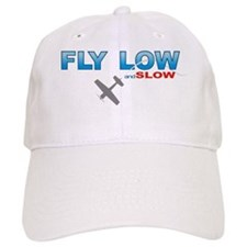 low and slow wht Baseball Cap