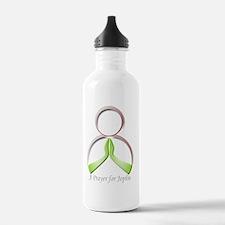 A prayer for Joplin Wh Water Bottle
