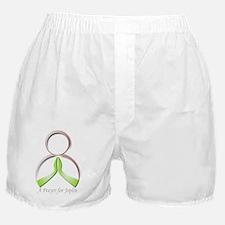 A prayer for Joplin White Boxer Shorts