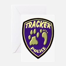 policetracker Greeting Card