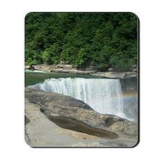 Cumberland Falls 8 Mousepad