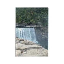 Cumberland Falls 4 Rectangle Magnet