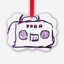 tapeplayer.gif Ornament