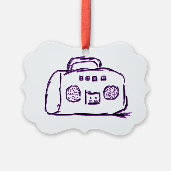tapeplayer.gif Ornament