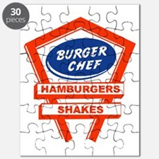 burger-chef-sign Puzzle