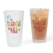 the_grateful_dad Drinking Glass