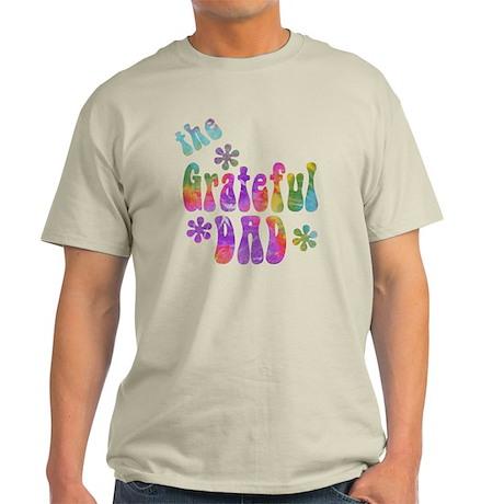 the_grateful_dad_1 Light T-Shirt