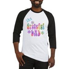 the_grateful_dad_1 Baseball Jersey