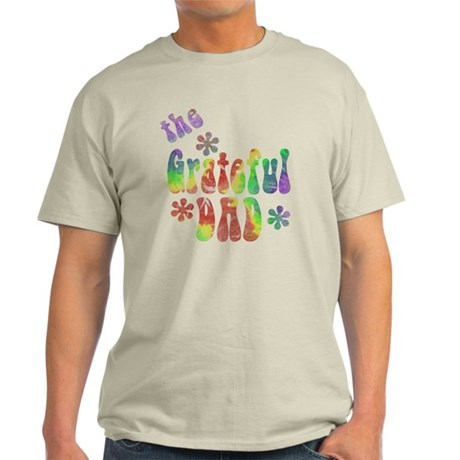 the_grateful_dad_4 Light T-Shirt
