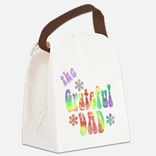 the_grateful_dad_4 Canvas Lunch Bag