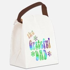 the_grateful_dad_2 Canvas Lunch Bag