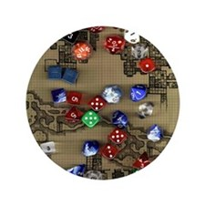 "Dice and Dungeon Map 3.5"" Button"