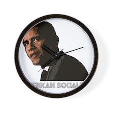 OAS Wall Clock