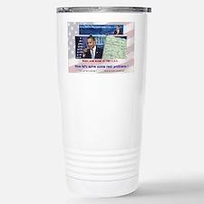 AD-Obama-Birth-Cert-solve-flag- Travel Mug
