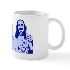 coolstoryjesusblue2 Mug