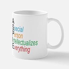 ASPIE Acronym Mug