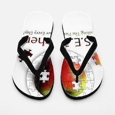 ESEteachers-button-nobg Flip Flops