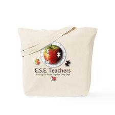 ESEteachers-button-nobg Tote Bag