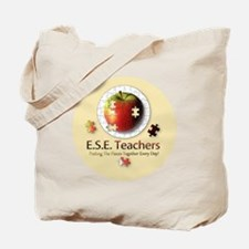 ESEteachers-button Tote Bag