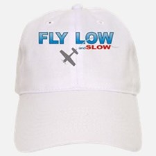 low and slow2 Baseball Baseball Cap