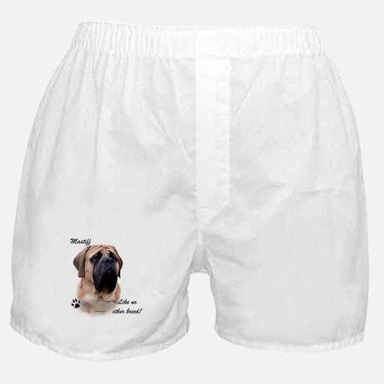 Mastiff Breed Boxer Shorts