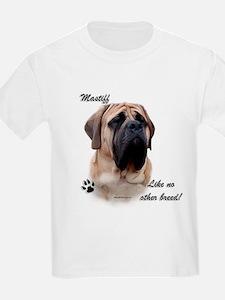 Mastiff Breed Kids T-Shirt