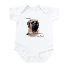 Mastiff Breed Infant Bodysuit
