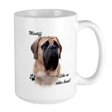 Mastiff Breed Mug
